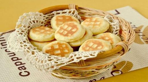 Формовая сковорода для печенья рецепт