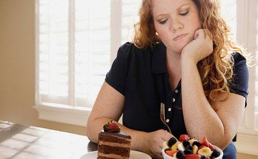 предстать перед публикой до похудения