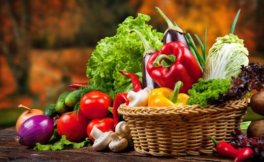 пищевая ценность овощей