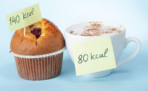 план подсчета калорий