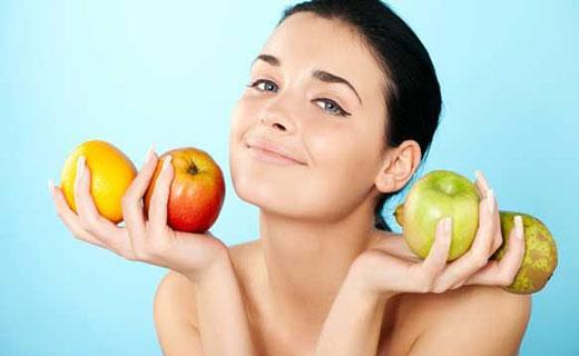 питание для похудения лица