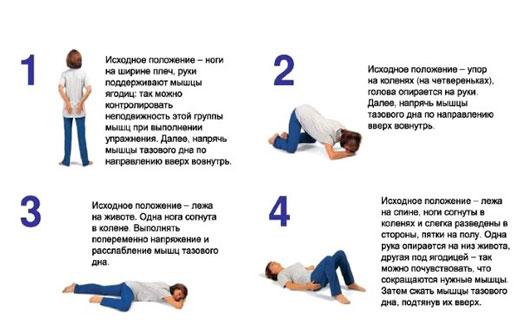 практика йоги при недержании