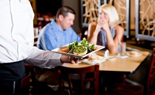 правильное питание в ресторане