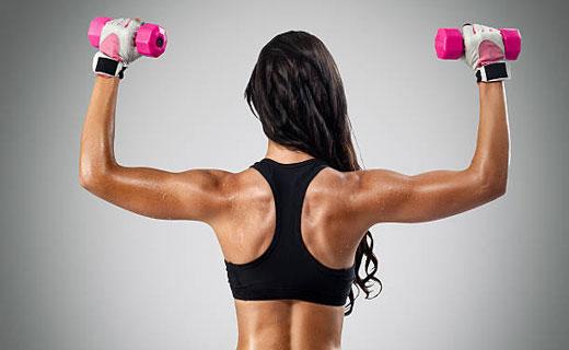 прирост мышечной массы