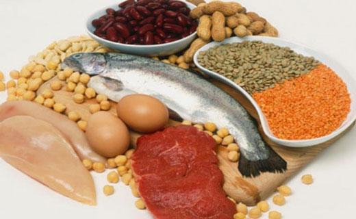 продукты в которых содержитс белок