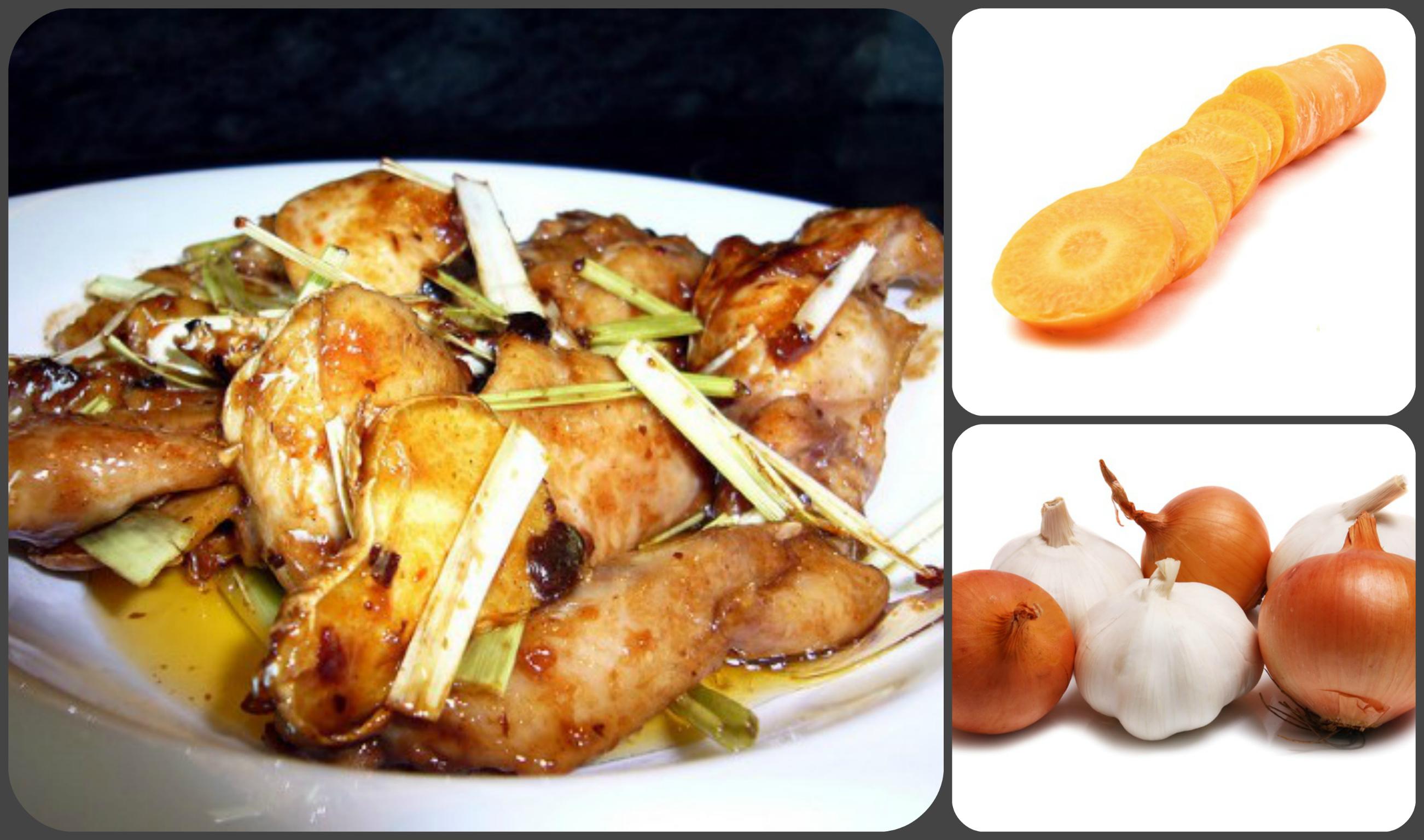 Рецепт блюд из курицы пошагово