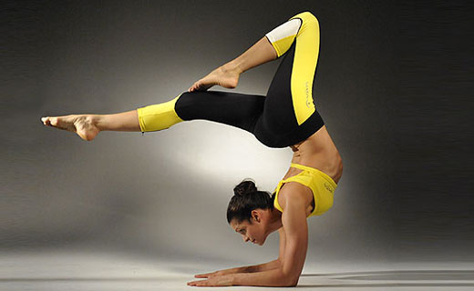 ритм йоги