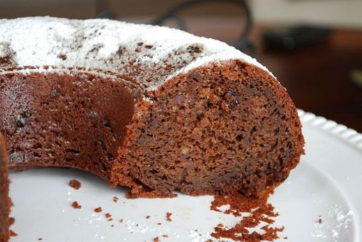 Шоколадный кекс немезида
