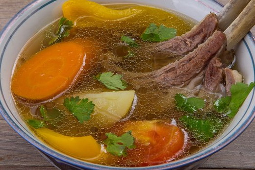 Шурпа из баранины классический рецепт с фото