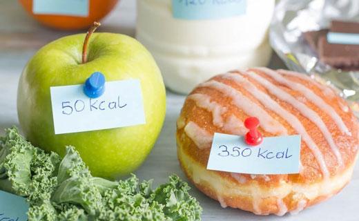 сколько нужно калорий для похудения