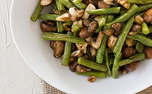 Спаржевая фасоль - 10 лучших рецептов приготовления вкусных блюд