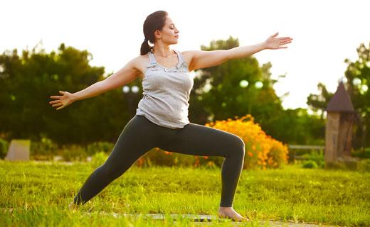 средства йоги для регуляции веса