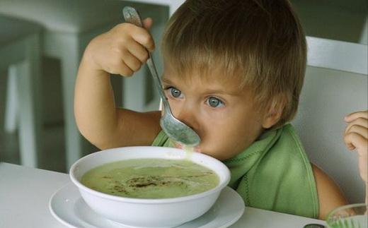 Как сварить суп ребенку в 1 год