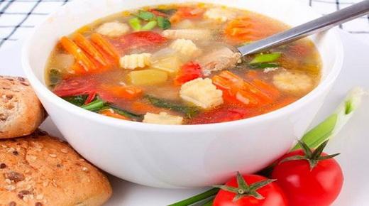 Готовый суп для похудения