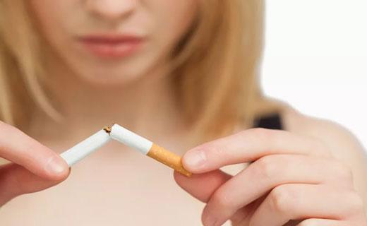 связь между курением и прибавлением в весе