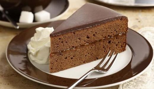Шоколадный тот Захер