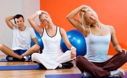 упражнения для головы