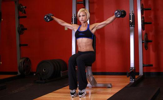 как похудеть и накачать мышцы мужчине