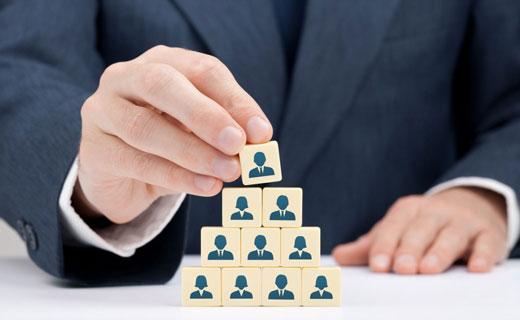 увеличение состава управленческой команды