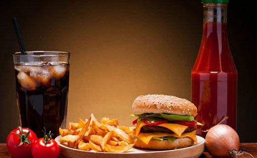 вредные продукты подрывают наше здоровье