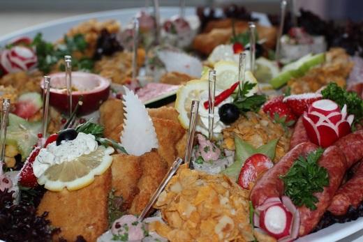 Закуски к праздничному столу рецепты c фото