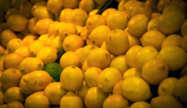 Фото лимона и рецепты  с ним