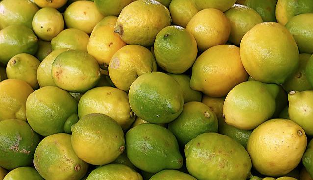Лимон: пилинг и рецепты