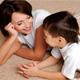Как маме и ребенку стать родными душами?