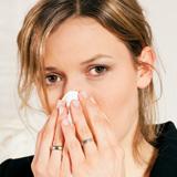 Почему заложен нос - это аллергический насморк