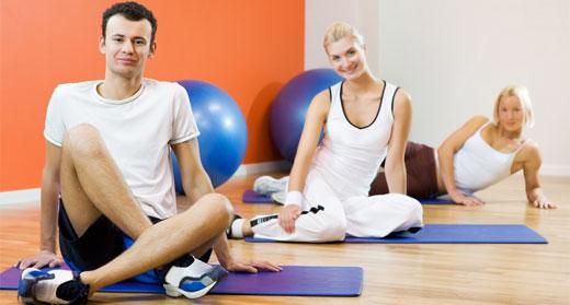 Бесплатная гимнастика для спины и суставов
