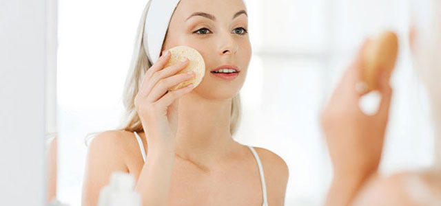 Как убрать недостатки - макияж для шелушащейся кожи