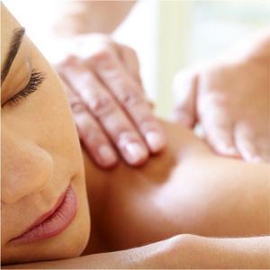 Как делают массаж плеч