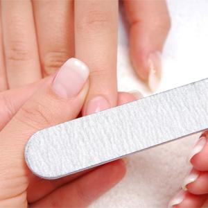 Как правильно запиливать ногти