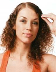 Укладка волнистых волос в ретро стиле