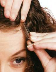 Делаем ретро-волну из волос