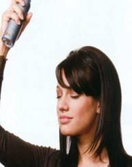Прическа Фантастическая элегантность на средние волосы - фото 8