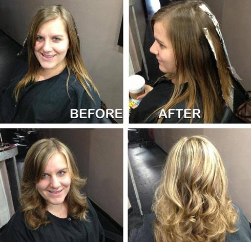 Пшеничный цвет волос Оттенки пшеничного фото  Hairlandru