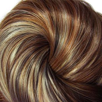Как делать колорирование волос