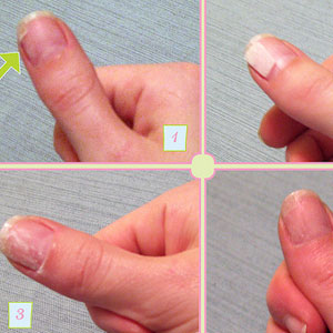 Чтобы иметь длинные крепкие ногти