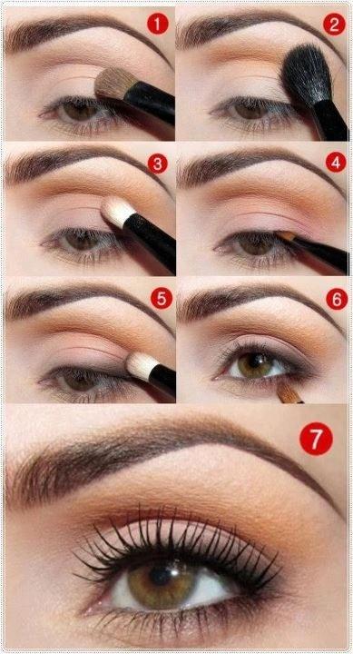 Легкий макияж каждый день