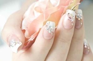 Ногти дизайн для свадьбы