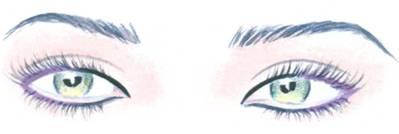 Макияж для близко посаженных глаз - как делать