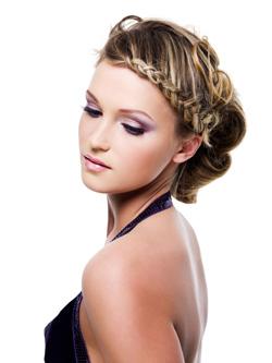 Как заплести косу колосок на длинные волосы