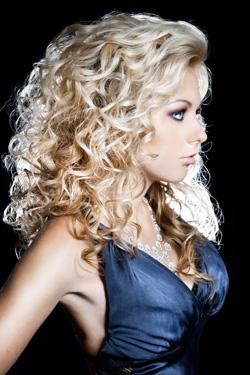 Видео уроки вечерние причёски - 8efe0