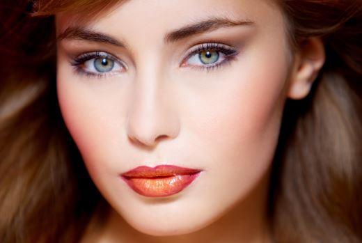 Как сделать классический макияж - Фото и Видео Вечерний макияж