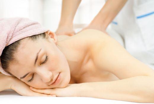 Восточные техники массажа