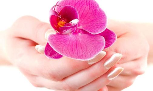 Как привести ногти в порядок весной?