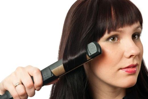 БИО-выпрямление волос в салоне