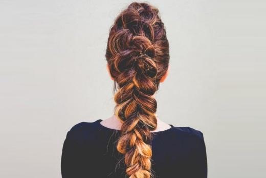 Как плести косы жгуты