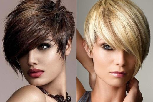 Как уложить короткие волосы самостоятельно